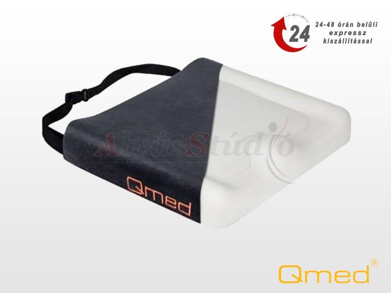 QMED anatómiai memory ülőpárna 46x41 cm