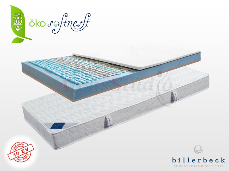 Billerbeck Verona zsákrugós matrac 180x190 cm