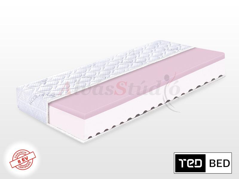 TED Lavender Memory matrac 140x200 cm vákuumcsomagolt