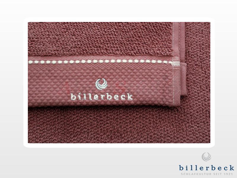 Billerbeck pamut törölköző Terra rossa 70x140 cm