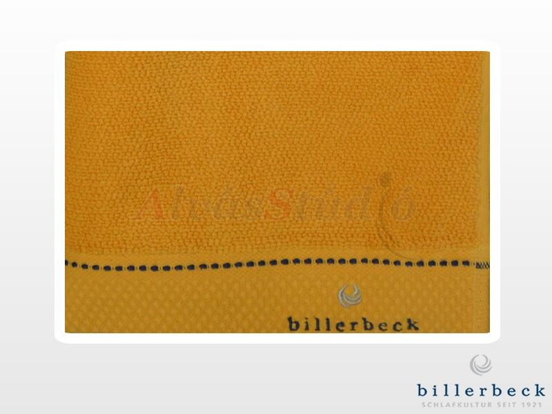 Billerbeck pamut törölköző kadmium sárga 70x140 cm