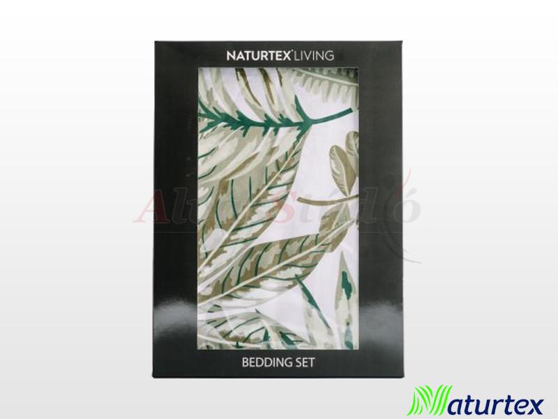 Naturtex 3 részes pamut-szatén ágyneműgarnitúra Jungle 140x200 cm - 70x90 cm - 40x50 cm