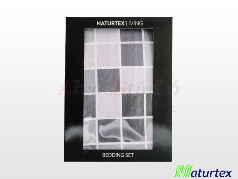 Naturtex 3 részes pamut-szatén ágyneműgarnitúra Ombre 140x200 cm - 70x90 cm - 40x50 cm