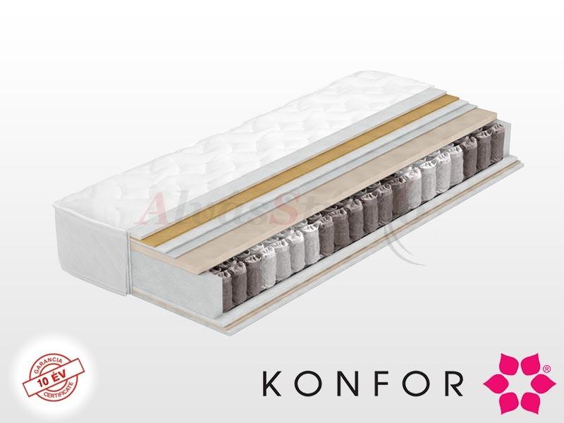Konfor Pocket 5 Zone matrac  90x200 cm BEMUTATÓ DARAB
