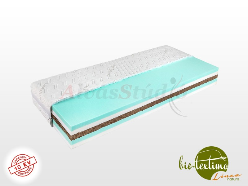 Bio-Textima Lineanatura Sirius Maxi hideghab matrac 200x210 cm ALOE huzattal