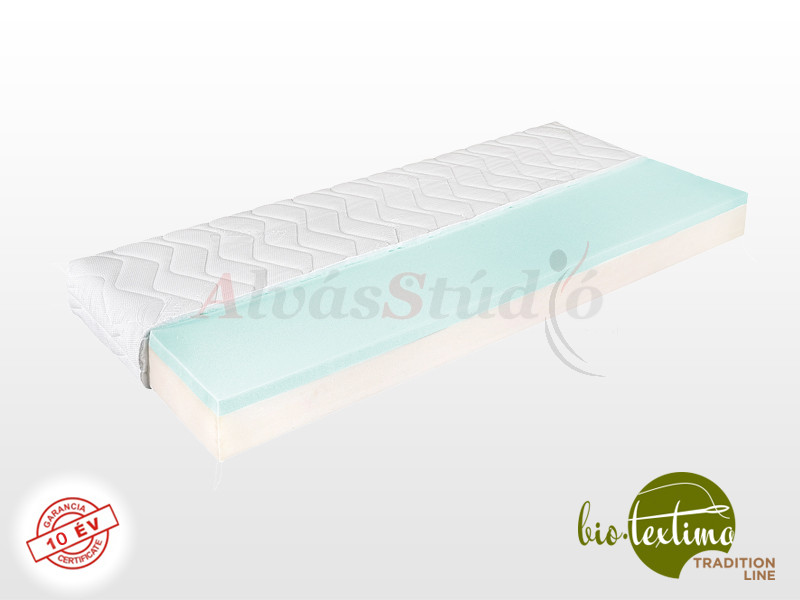 Bio-Textima Tradition Line myBED memory matrac 150x200 cm vákuumcsomagolt