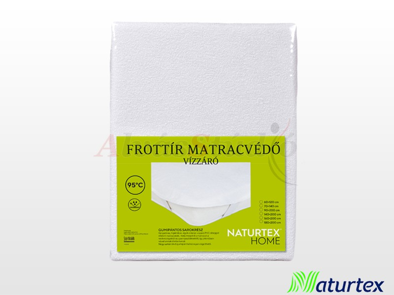 Naturtex Frottír matracvédő PVC-vel 140x200 cm