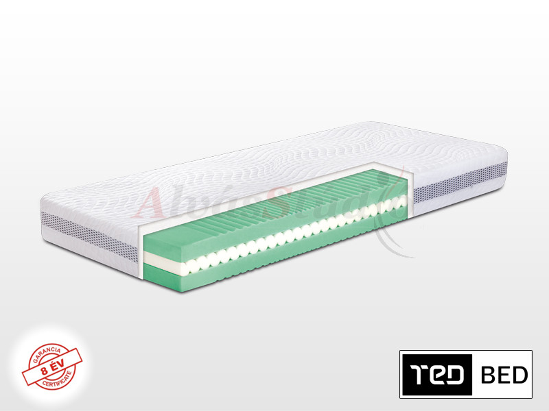 TED Ergo Disc hideghab matrac 140x190 cm vákuumcsomagolt