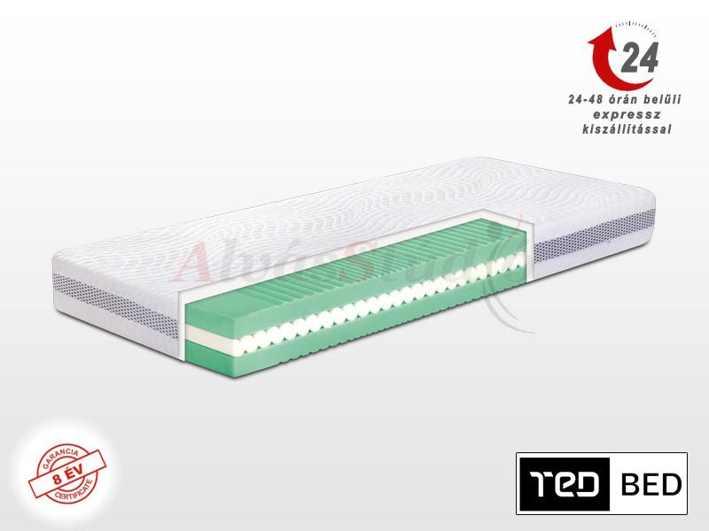 TED Ergo Disc hideghab matrac 160x200 cm vákuumcsomagolt