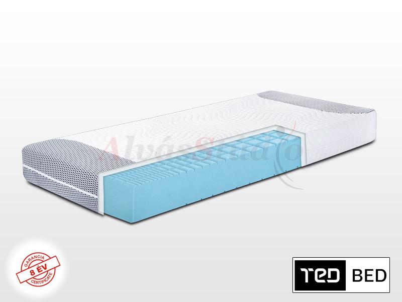 TED Body Zone hideghab matrac 120x190 cm vákuumcsomagolt