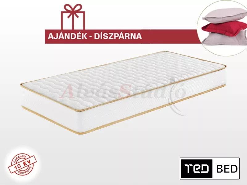 TED Executive zsákrugós matrac  80x190 cm vákuumcsomagolt