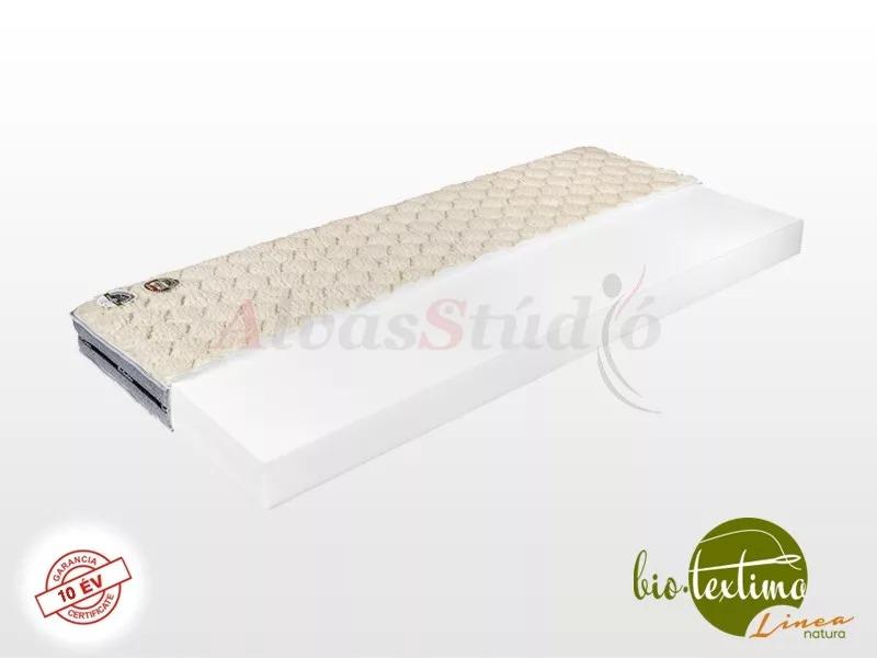 Bio-Textima Lineanatura Anatoflex Classic matrac 130x190x18 cm Tencel huzattal vákuumcsomagolt
