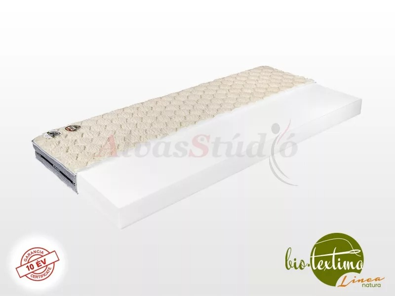 Bio-Textima Lineanatura Anatoflex Classic matrac 120x200x18 cm Tencel huzattal vákuumcsomagolt