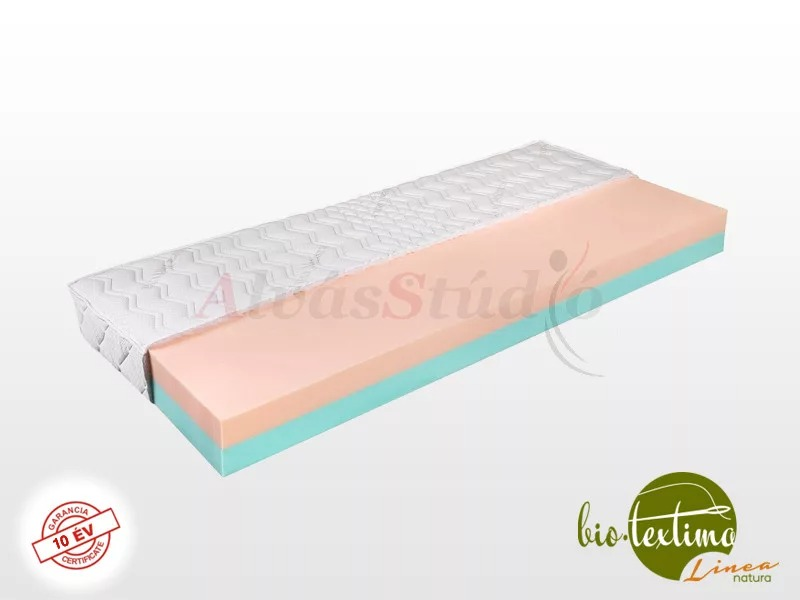 Bio-Textima Lineanatura Duosleep matrac 140x190 cm Smart Clima huzattal vákuumcsomagolt