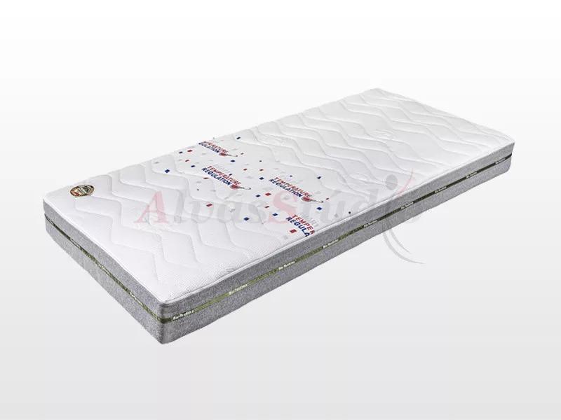 Bio-Textima Lineanatura Admiral-M zsákrugós matrac 140x190 cm Smart Clima huzattal