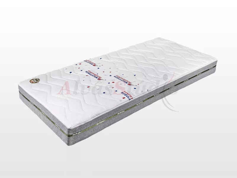 Bio-Textima Lineanatura Zenit zsákrugós hideghab matrac 130x200 cm Smart Clima huzattal