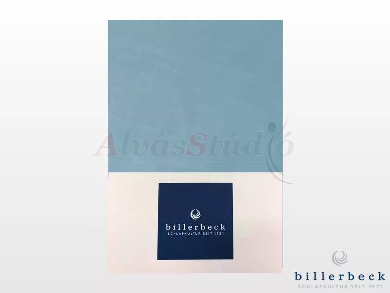 Billerbeck Bianka 3 részes pamut-szatén ágynemű világoskék 140x200 cm - 70x90 cm - 36x48 cm