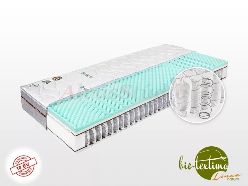 Bio-Textima Lineanatura Calypso HourGlass matrac 120x190 cm Sanitized huzattal