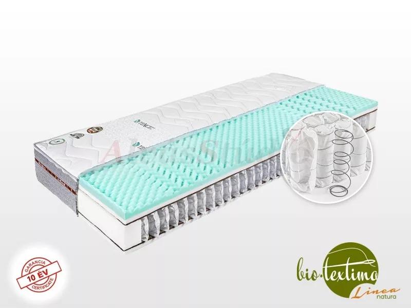 Bio-Textima Lineanatura Calypso HourGlass matrac 200x200 cm Smart Clima huzattal