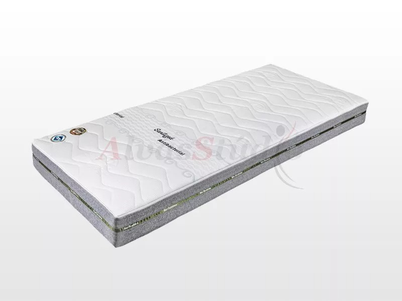 Bio-Textima Lineanatura Infinity Next latex-kókusz-hideghab bio matrac  90x200 cm Sanitized huzattal