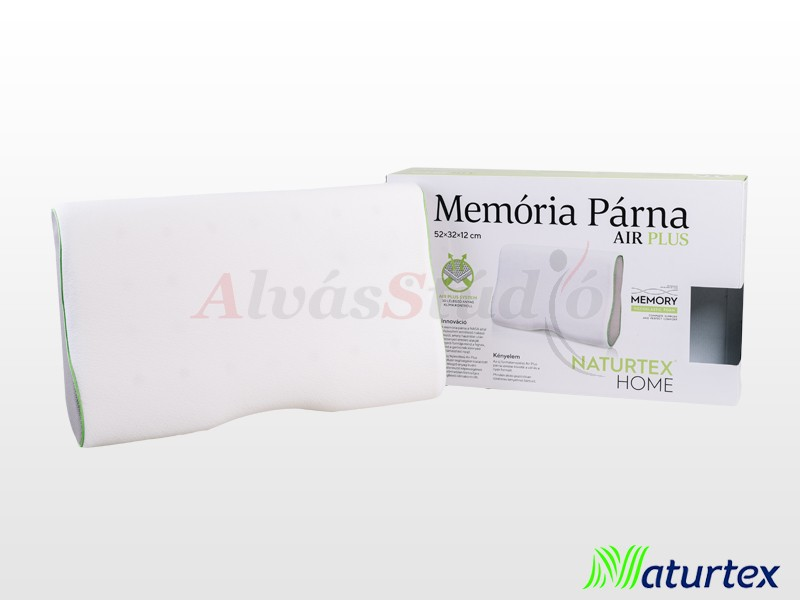 Naturtex Air Plus memory párna 52x32 cm