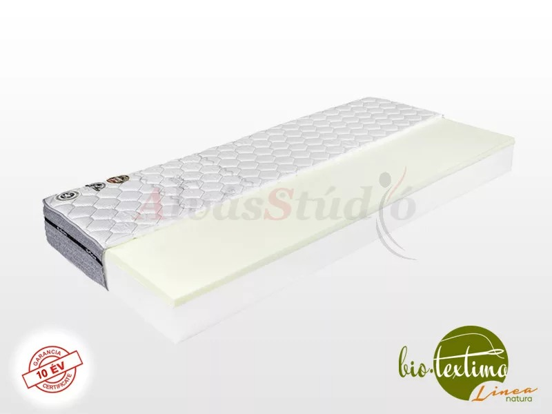 Bio-Textima Lineanatura Deluxe Memory matrac 160x200 cm vákuumcsomagolt