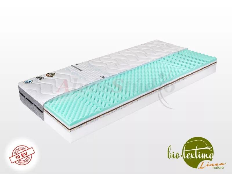 Bio-Textima Lineanatura Orthomassage matrac 150x200 cm Sanitized huzattal vákuumcsomagolt