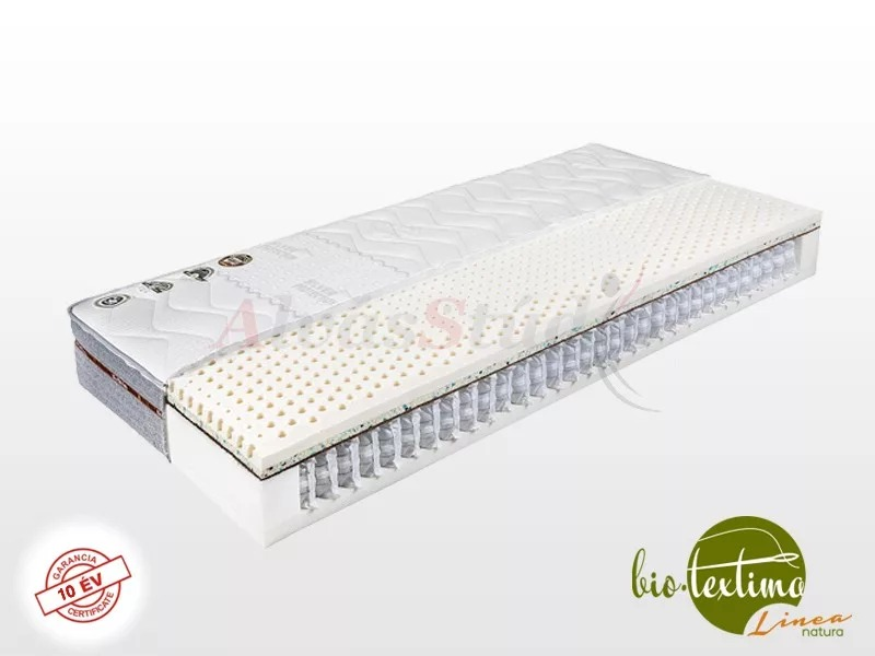 Bio-Textima Lineanatura Admiral-L zsákrugós matrac 100x200 cm Smart Clima huzattal