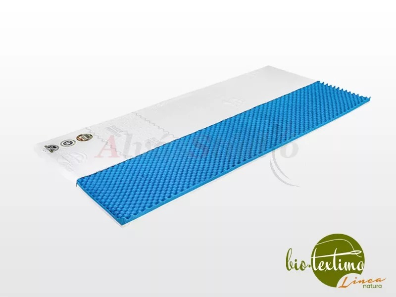 Bio-Textima Lineanatura Airsense Memory fedőmatrac 200x200 cm
