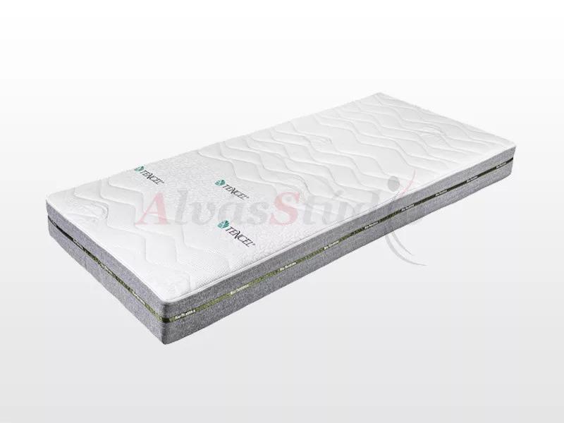 Bio-Textima Lineanatura Fitness Max-M memory matrac 200x190 cm Tencel huzattal