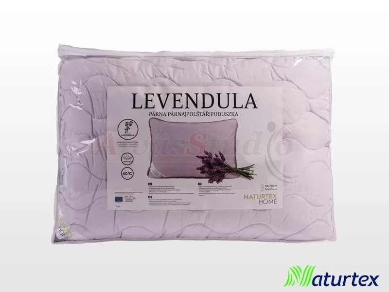 Naturtex Levendula nagypárna 70x90 cm