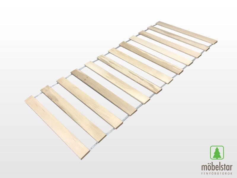 Möbelstar bükk ágyborda  90x200 cm