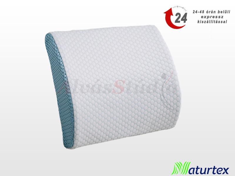 Naturtex memory hát- és ülőpárna 35x34x12 cm