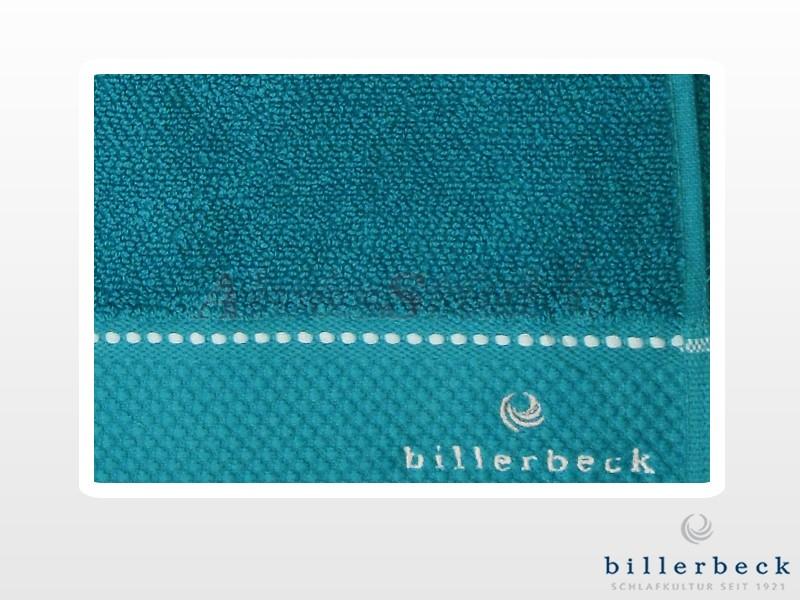 Billerbeck pamut törölköző Türkiz 70x180 cm
