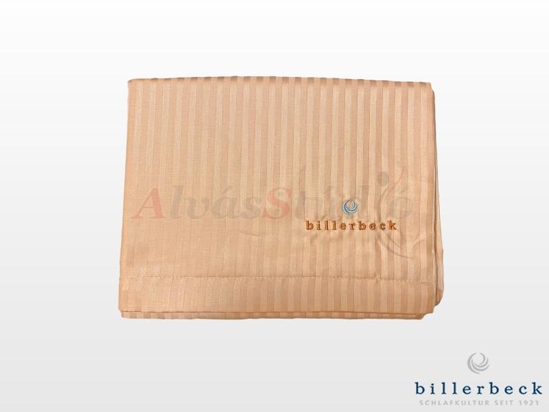 Billerbeck Réka pamut-szatén kispárna huzat barack- 36x48 cm