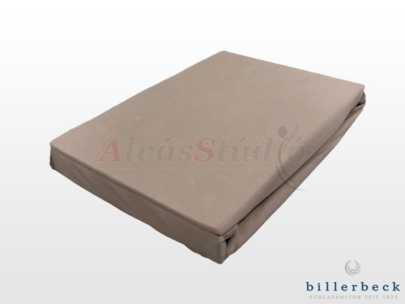 Billerbeck Rebeka Jersey gumis lepedő Kapucíner  90-100x200 cm