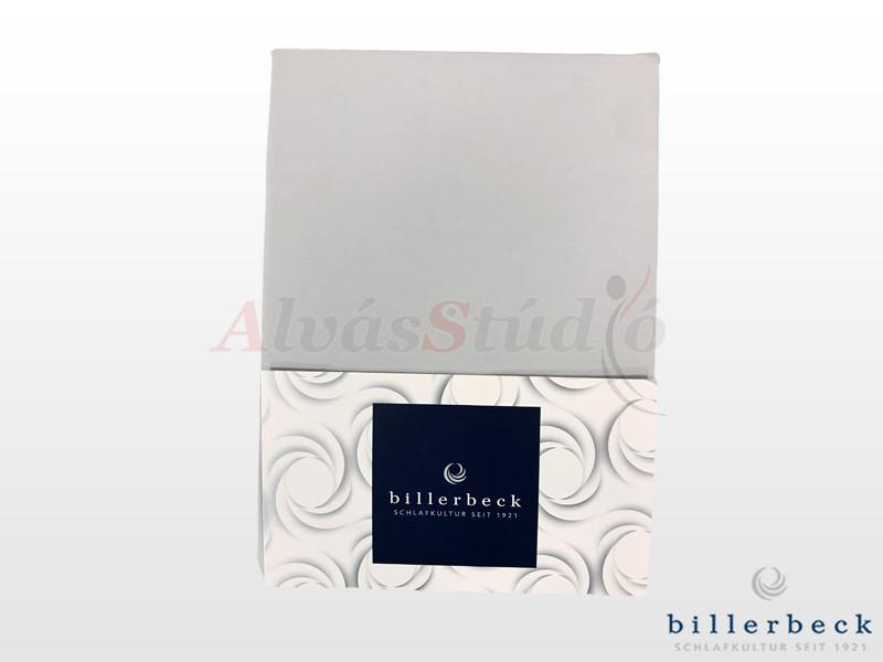 Billerbeck Rebeka Jersey gumis lepedő Mákos mousse  90-100x200 cm