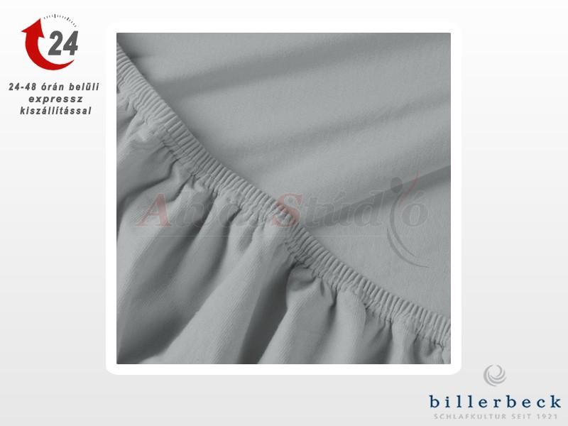 Billerbeck Rebeka Jersey gumis lepedő Mákos mousse 140-160x200 cm