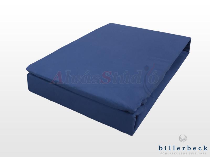 Billerbeck Rebeka Jersey gumis lepedő Szilvahab  90-100x200 cm