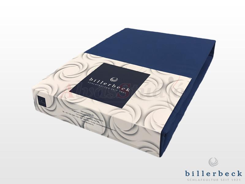 Billerbeck Rebeka Jersey gumis lepedő Szilvahab 180-200x200 cm