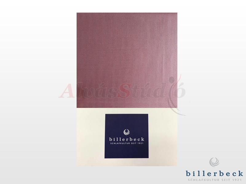 Billerbeck Bianka 3 részes pamut-szatén ágynemű mályva 140x200 cm - 70x90 cm - 36x48 cm