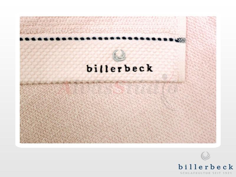 Billerbeck pamut törölköző Pink Sand 50x100 cm