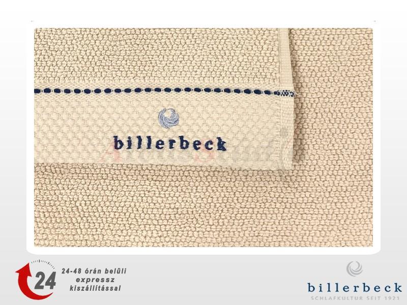 Billerbeck pamut törölköző Homokvarázs 50x100 cm