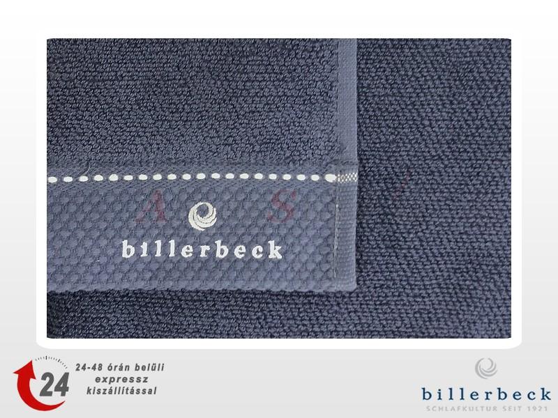 Billerbeck pamut törölköző Tintahal elkenődött szemfestéke 50x100 cm
