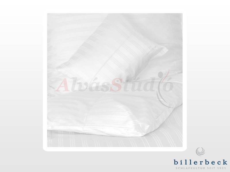 Billerbeck Réka 3 részes pamut-szatén ágynemű Habcsók 140x200 cm - 70x90 cm - 36x48 cm