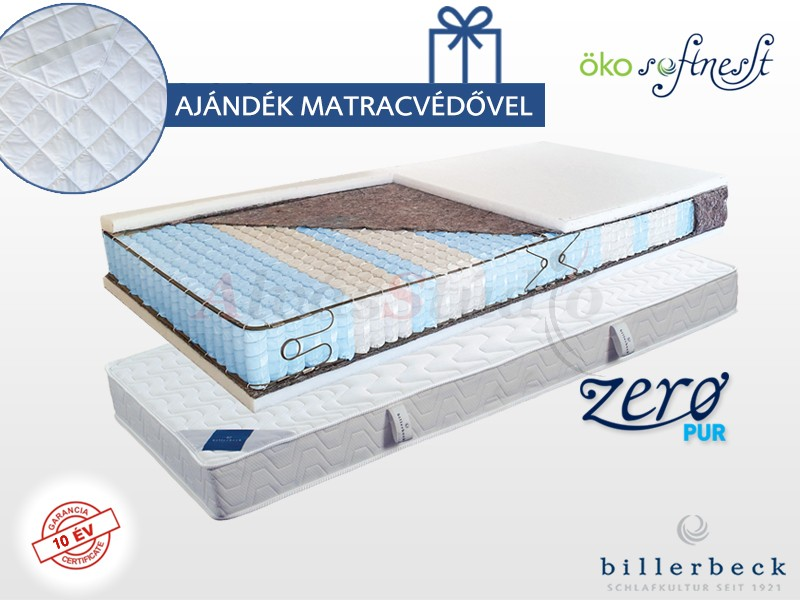 Billerbeck Padova zsákrugós matrac 140x200 cm