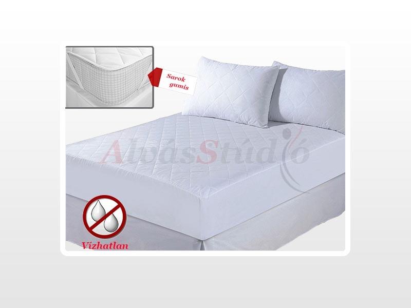 AlvásStúdió Comfort vízhatlan sarokgumis matracvédő  90x190 cm