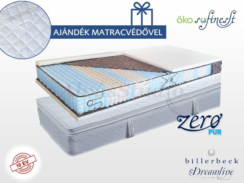 Billerbeck San Remo zsákrugós matrac 100x200 cm Öko SoftNesst padozattal