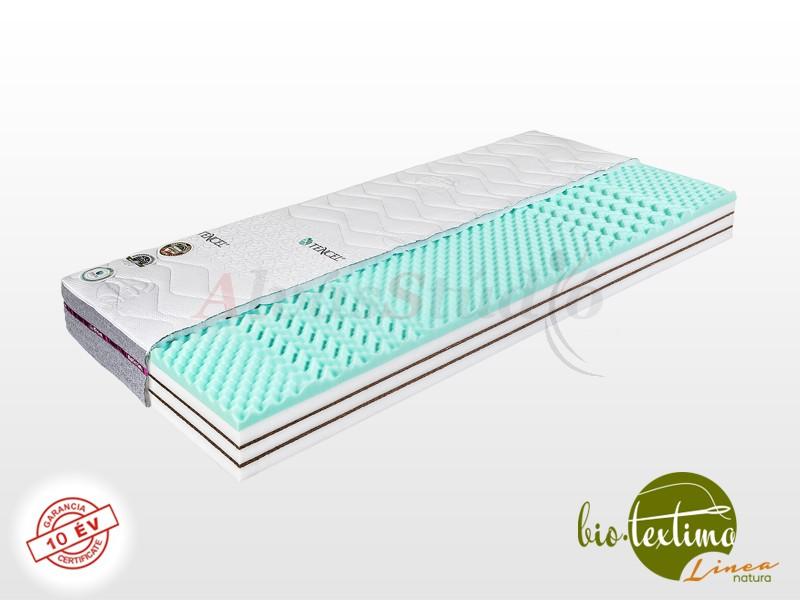 Bio-Textima Lineanatura Fitness Plus hideghab matrac 200x200 cm Tencel huzattal
