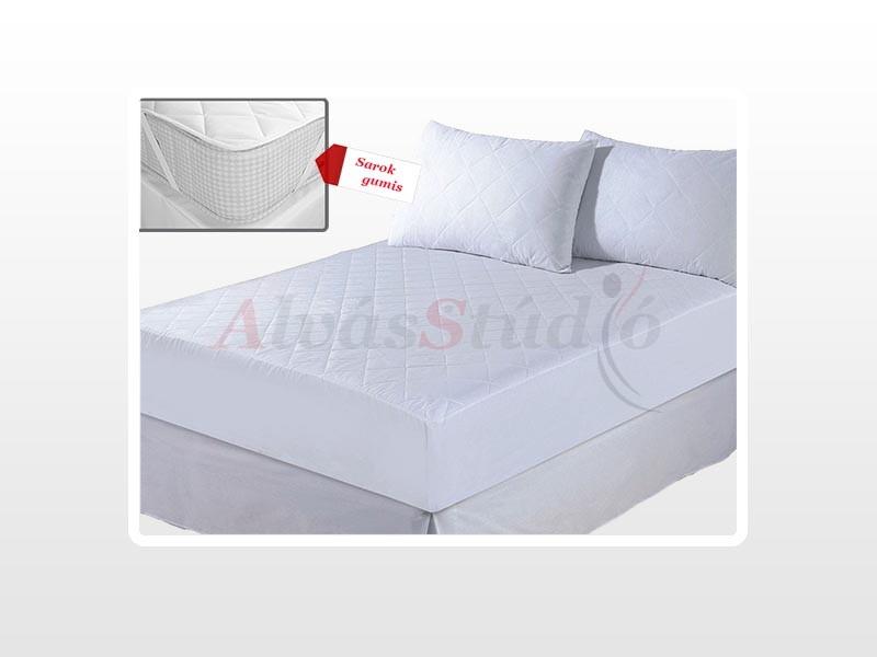 AlvásStúdió Sorsteppelt sarokgumis matracvédő  80x190 cm